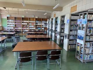 図書館全体